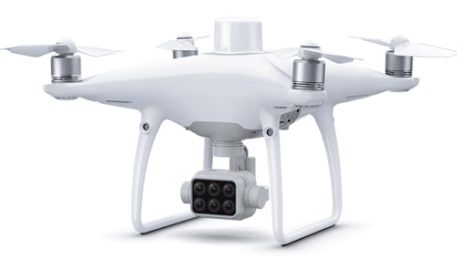 DJI Phantom Multispektrál