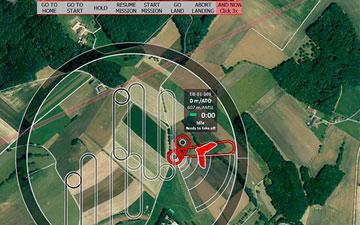 Plánovanie letov eBee SQ